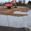 Car park construction