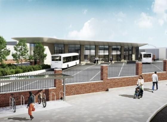 Accrington Bus Station