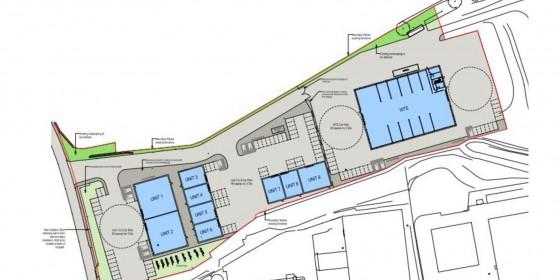 Edge Fold Industrial Units - Bolton, Lancashire