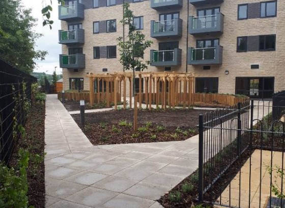 Shorey Bank Residential and Extra Care Unit